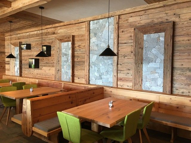 Reclaimed Brushed Pine