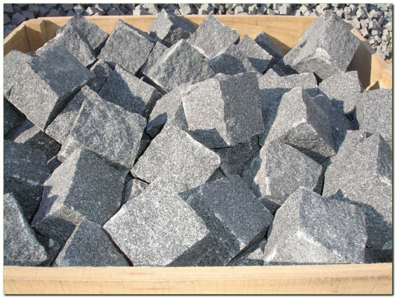 granite cubes 02 natural split GR02