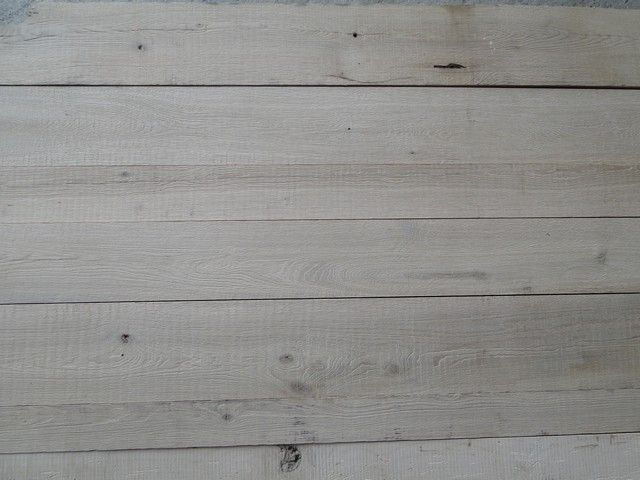 oak from beams inside cut 13
